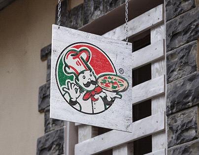 Toto's Pizza | rebranding