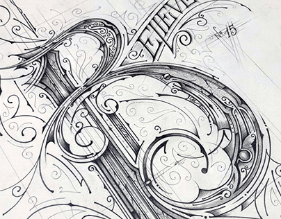 Callivember 2K20 | Believe | Lettering