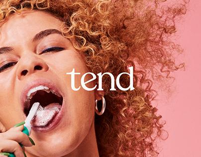 Tend — Brand Identity