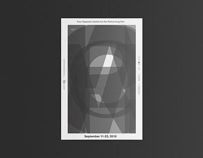Chroma Typographic Poster