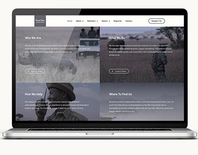 Frontier Website Design and Development