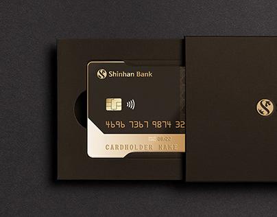 Shinhan Bank Private Wealth Management Credit Card