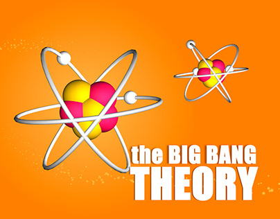 Cortinilla The Big Bang Theory