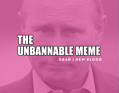 Amnesty International - The Unbannable Meme | D&AD