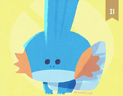Pokémon fanart