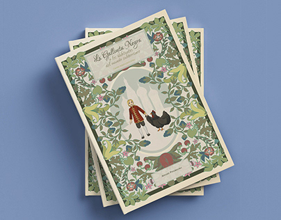 "Book ""The Little Black Hen"" by Antony Pogorelsky [SPA]"