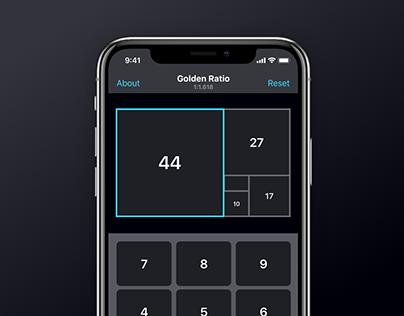 Ratio Pro: Golden Ratio Calculator App