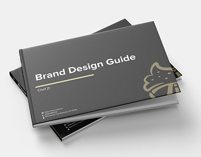 Chef Zi – Brand Design Guide