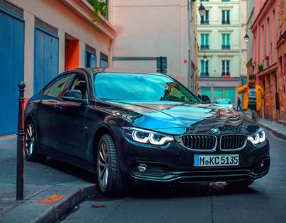 BMW 430d GranCoupé