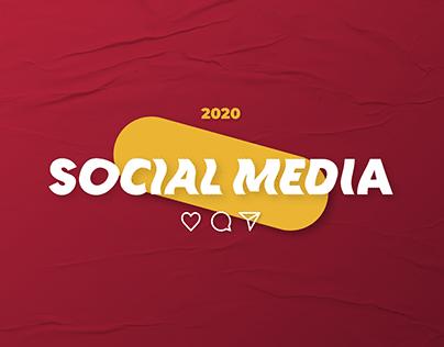 Social Media Universitário 2020/1