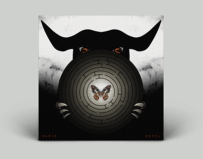 Wabik — Motyl (Cover Art)
