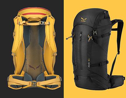 Salewa Mountaineering Packs