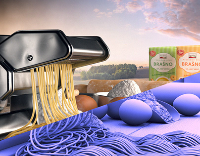 River of Pasta - Danubius Commercial
