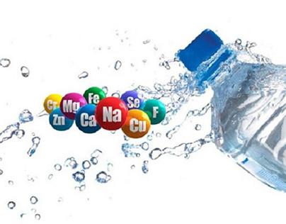 Thành phần khoáng chất trong nước khoáng thiên nhiên