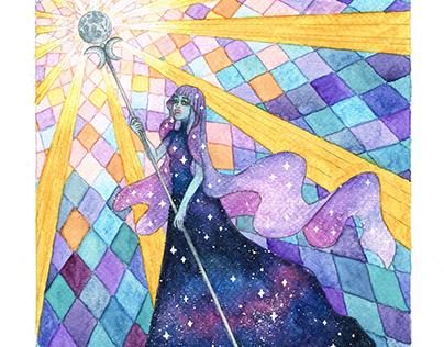 Fairytale of the Moon
