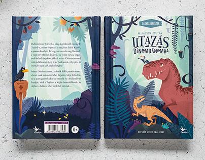 """Book Series of """"Zabaszauruszok"""""""