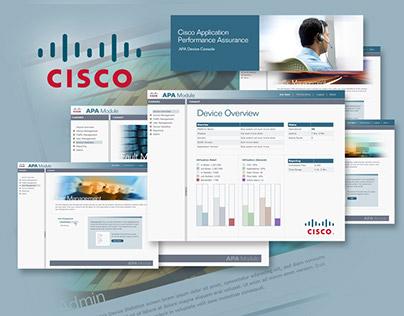 Cisco APA Interface