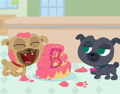Pat-a-cake Disney Junior Nursery Rhymes