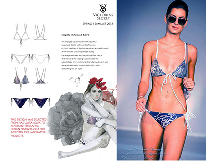 COLLABORATIVE SWIMWEAR PROJECT FOR MAS LINEA AQUA