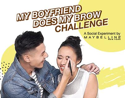 MAYBELLINE   My Boyfriend Does My Brow