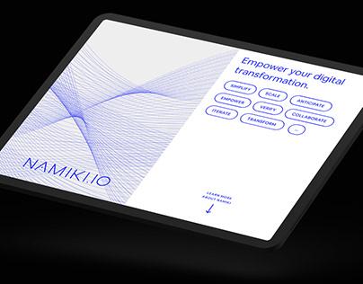 Namiki.io