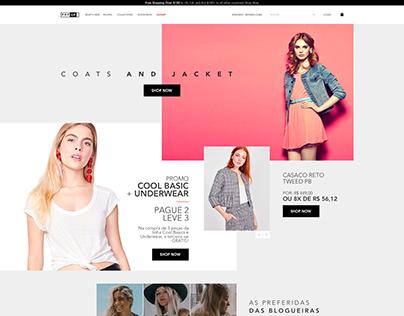 Proposta Visual Nova Popup Store