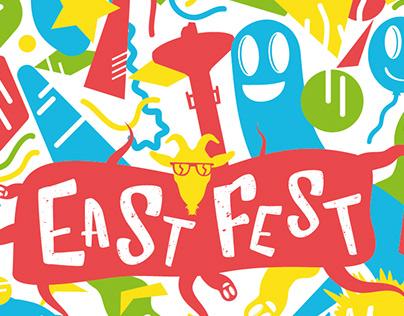 East Fest póló