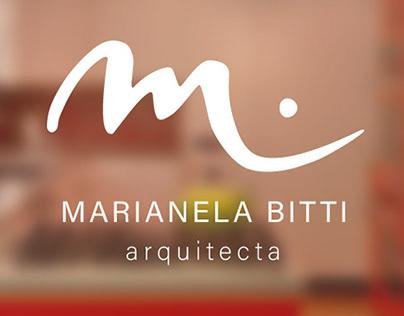 LOGOTIPO | Marianela Bitti
