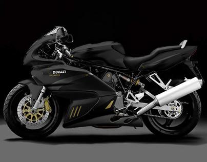Project Goldmaster - Ducati 800s