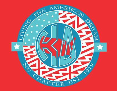 Kappa Delta Bid Day 2014