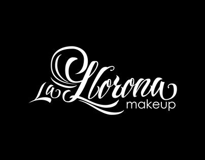 Logotipo - La Llorona Makeup