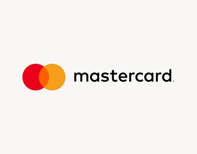 Mastercard UI/UX prototype