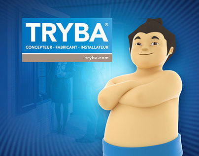 Tryba | Black Friday Affiche
