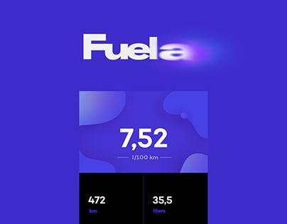 Fuela app concept