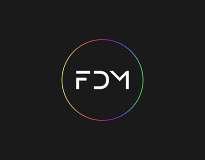 Fábrica de Medios - Logotipo
