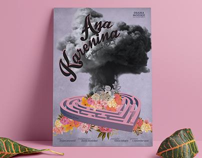 Anna Karenina / Poster Design
