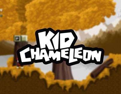 Kid Chameleon Remake