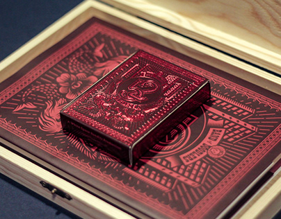 52 Tales Playing Cards