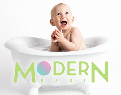 MODERN BABY Packaging