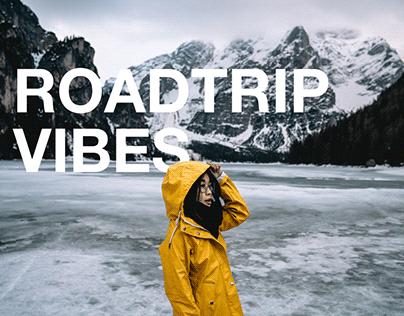 Roadtrip Vibes - Austria/Italy/Switzerland
