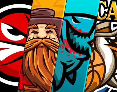 Logo collection (Personages)