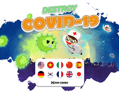 Game Covid 19