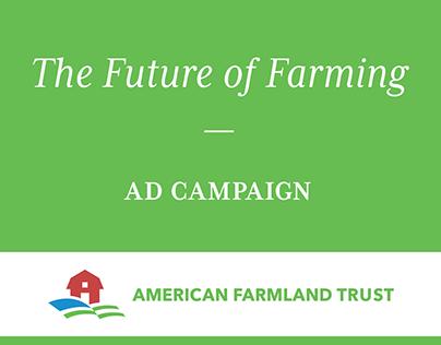 Future of Farming Ad Campaign