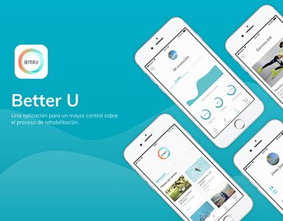 Better U app