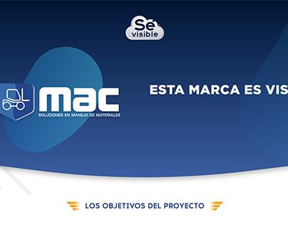 Gestión Marcaria | Mac Montacargas