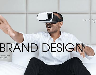 Brand design VIAVR