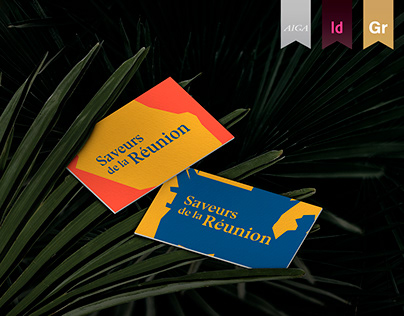 BRANDING • Saveurs de la Réunion