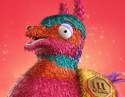 La Llama Piñata