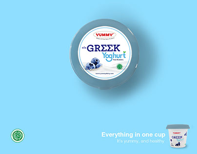 YUMMY GREEK CAMPAIGN