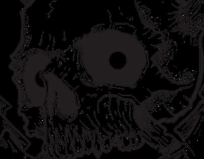 Mutação - TShirt illustration